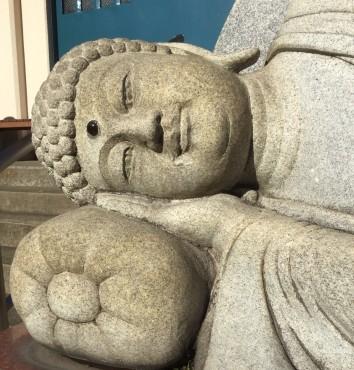 12月8日の涅槃仏様