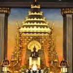 日泰寺のご本尊様 タイ国王からの頂きました