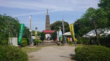 玄奘三蔵法師塔